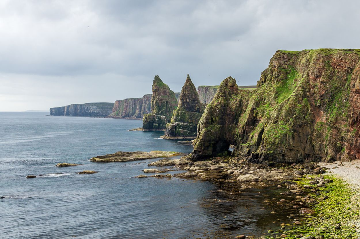 1DUNCANSBY HEAD