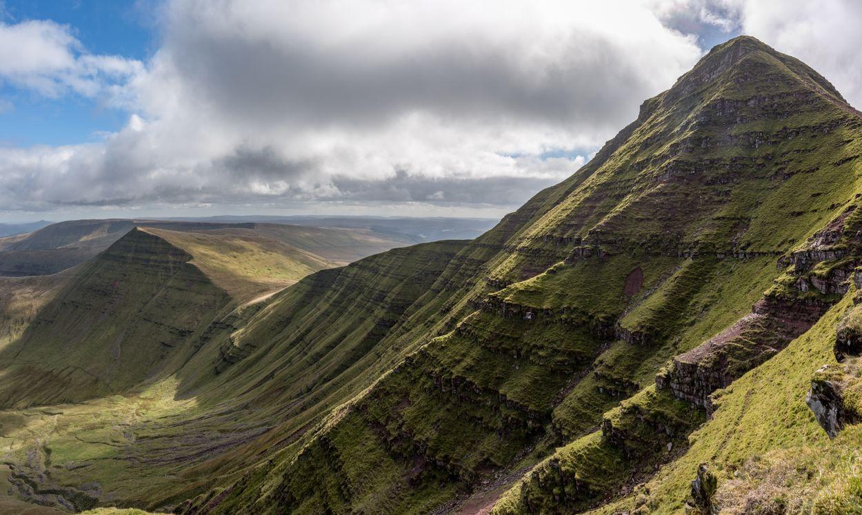 Afbeelding van Het Welshe Brecon Beacons: wandelwalhalla met een grauw verleden