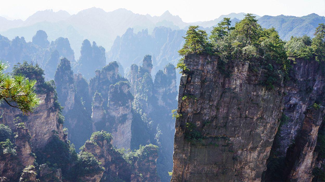 Afbeelding van De Avatar rotsen bestaan écht en kun je in dit land bewonderen!