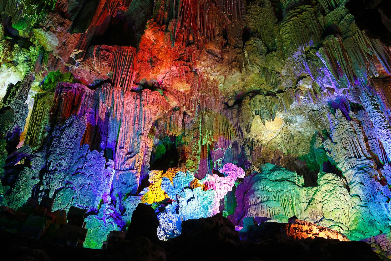 reed flute cave china 8