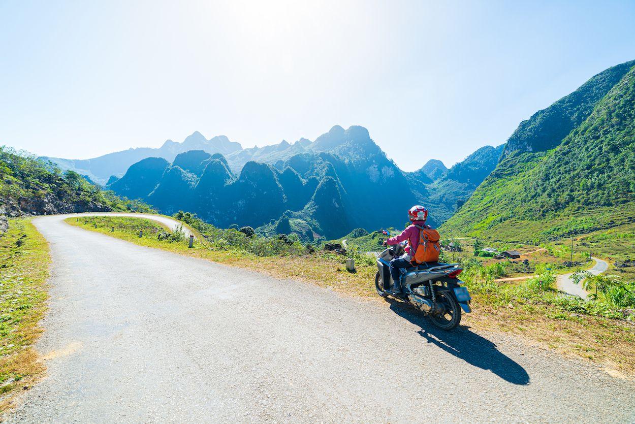 Afbeelding van Een scooter of motor huren in Zuidoost-Azië: de belangrijkste tips op een rij