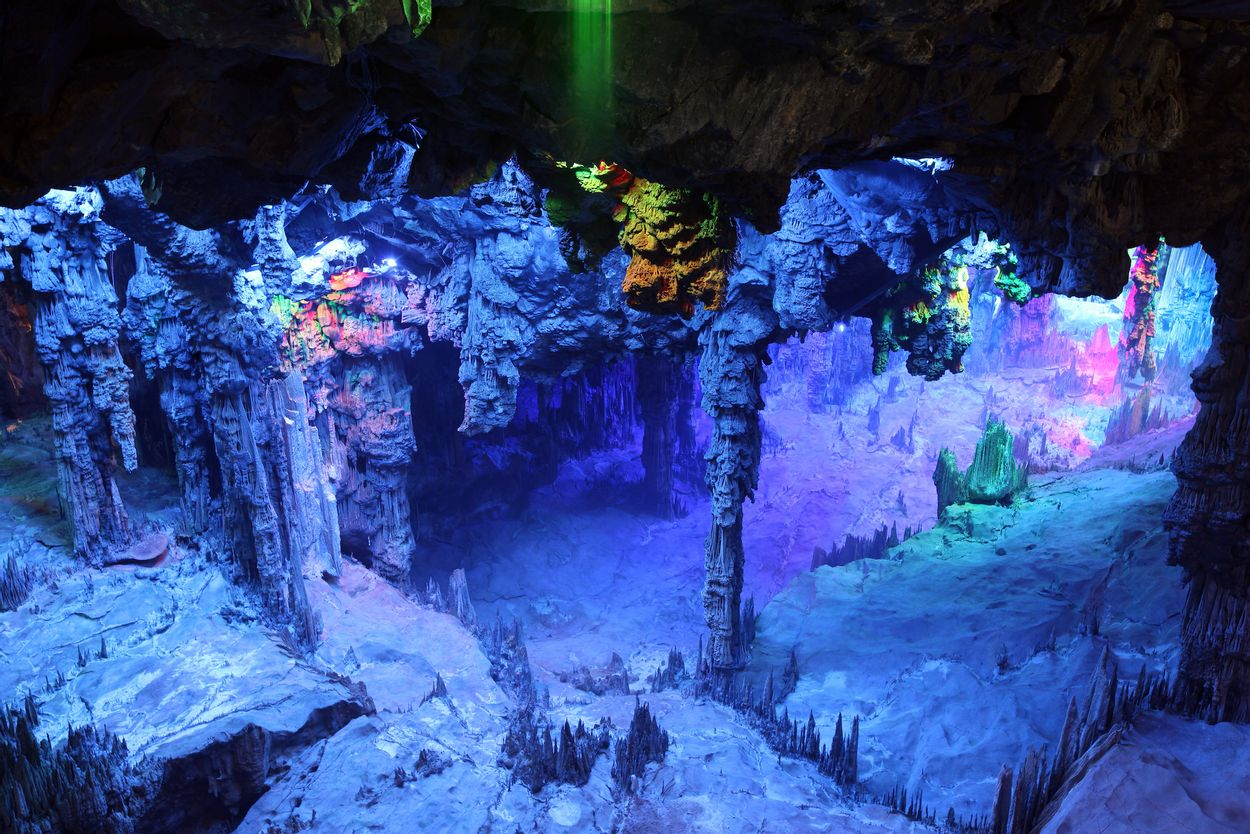 reed flute cave china 9