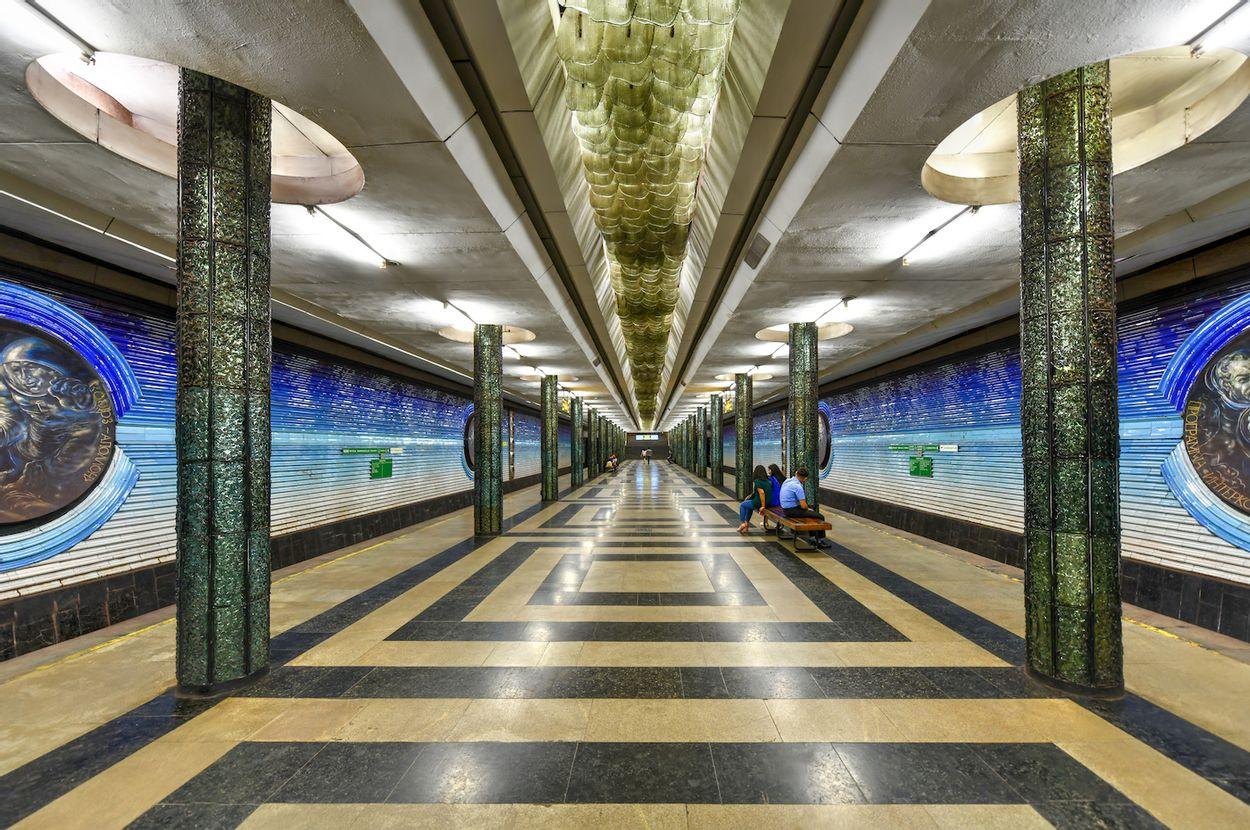 metro oezbekistan tasjkent