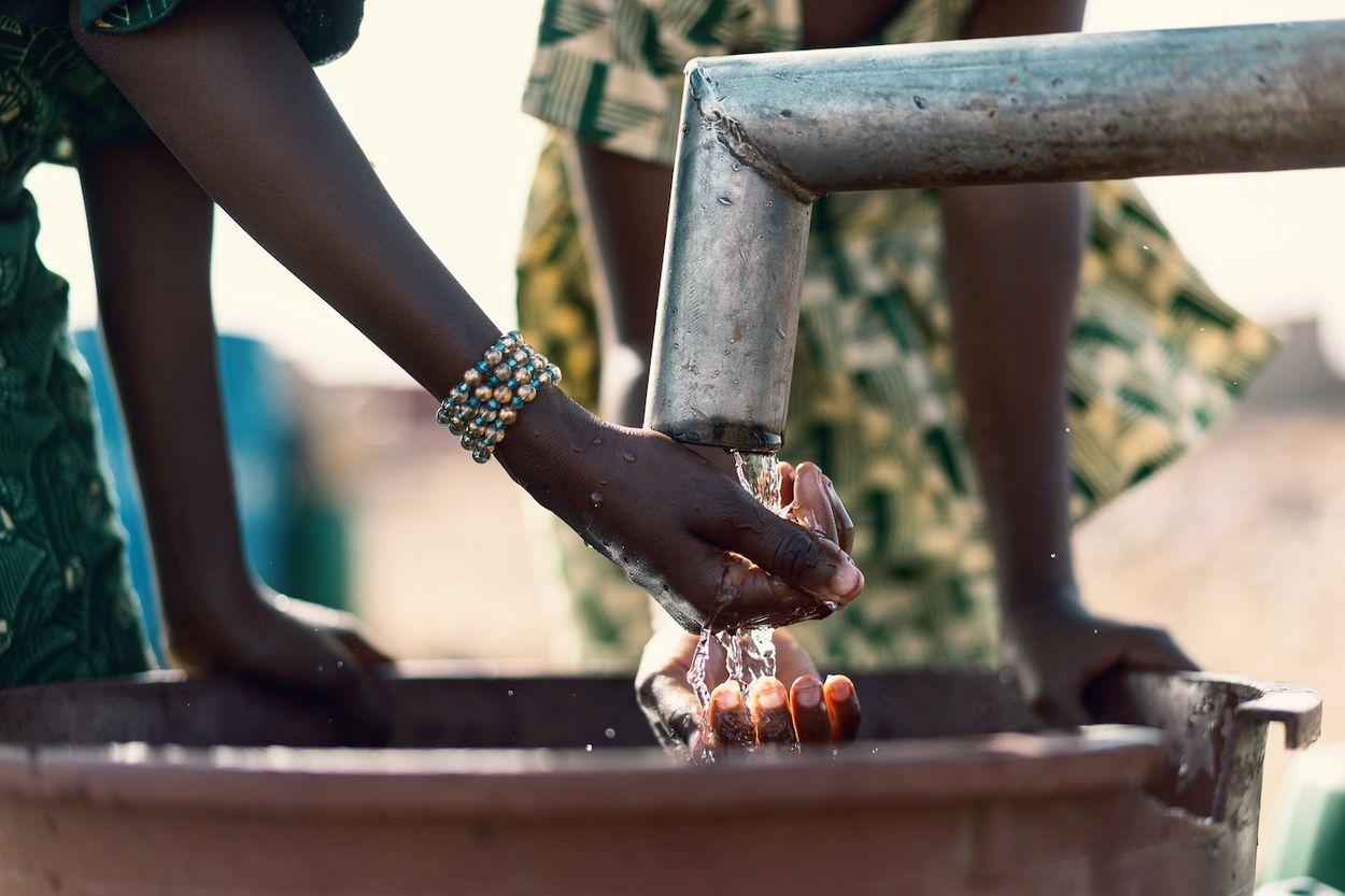droogte Afrika