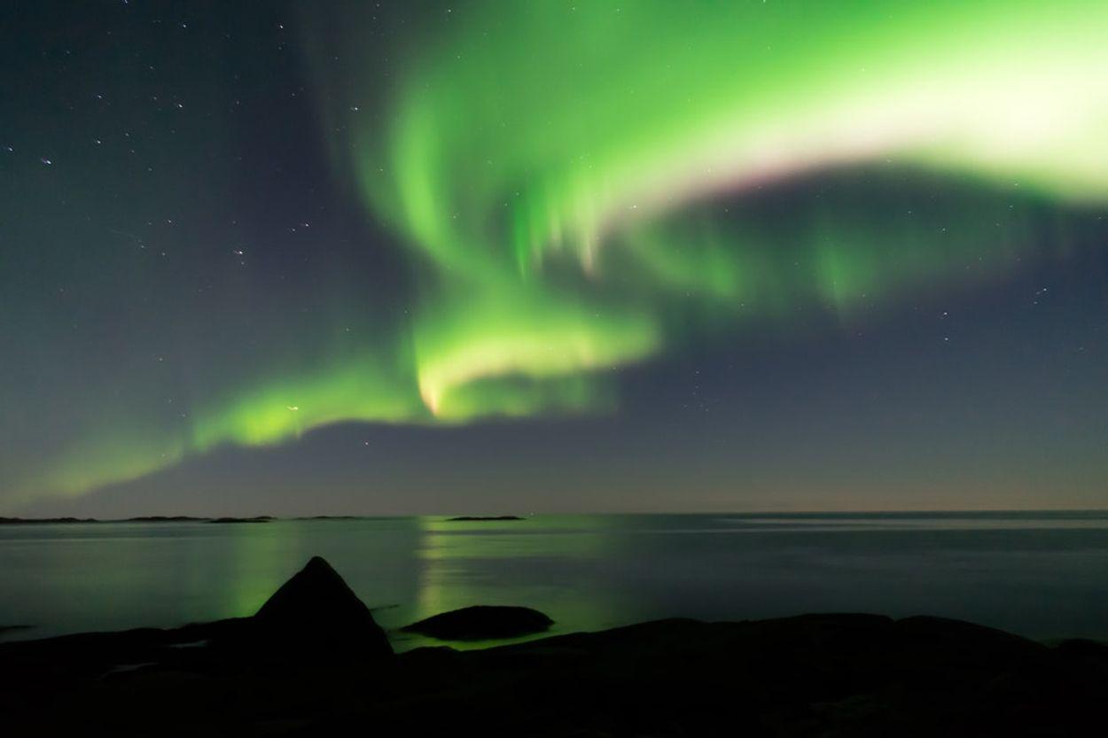Afbeelding van Het noorderlicht: het meest spectaculaire natuurverschijnsel van het noordelijk halfrond