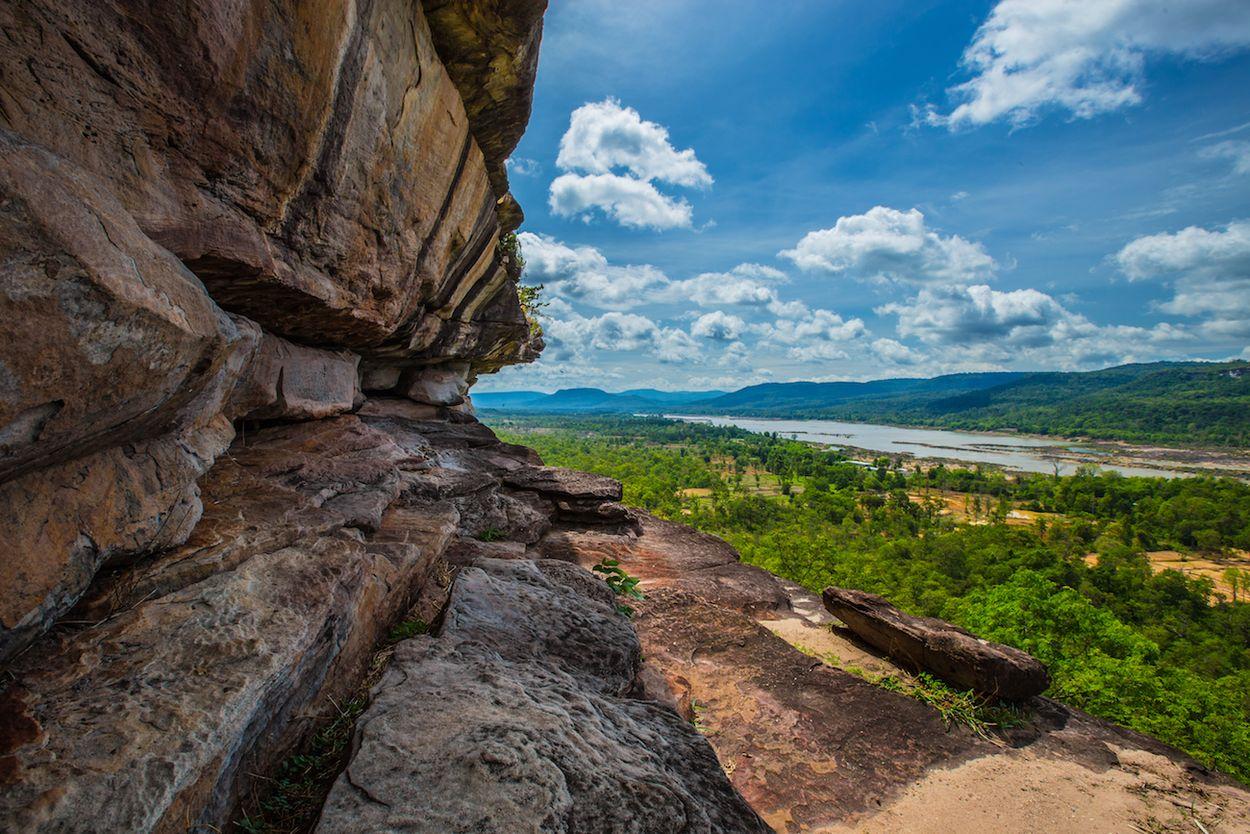pha team national park thailand