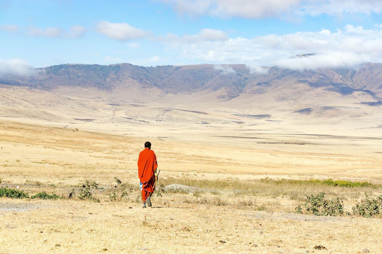 Maasai Afrika