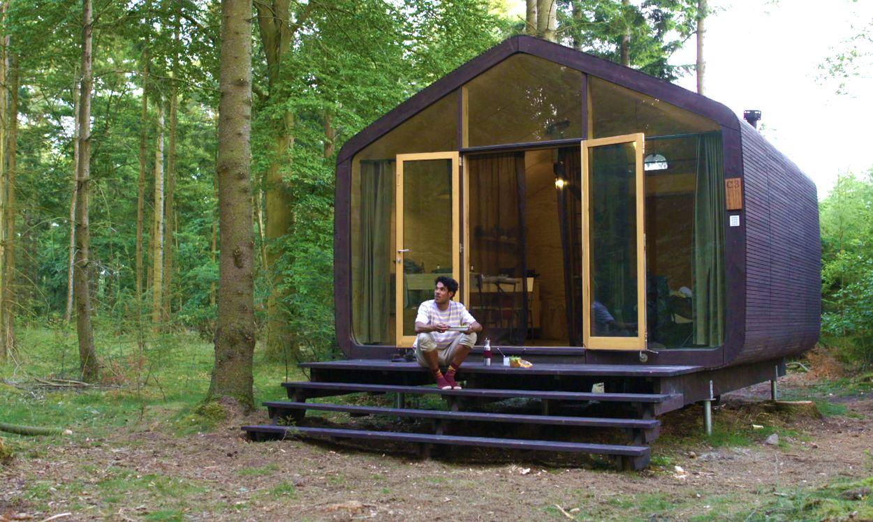 Afbeelding van Deze unieke tiny houses staan in Nederland
