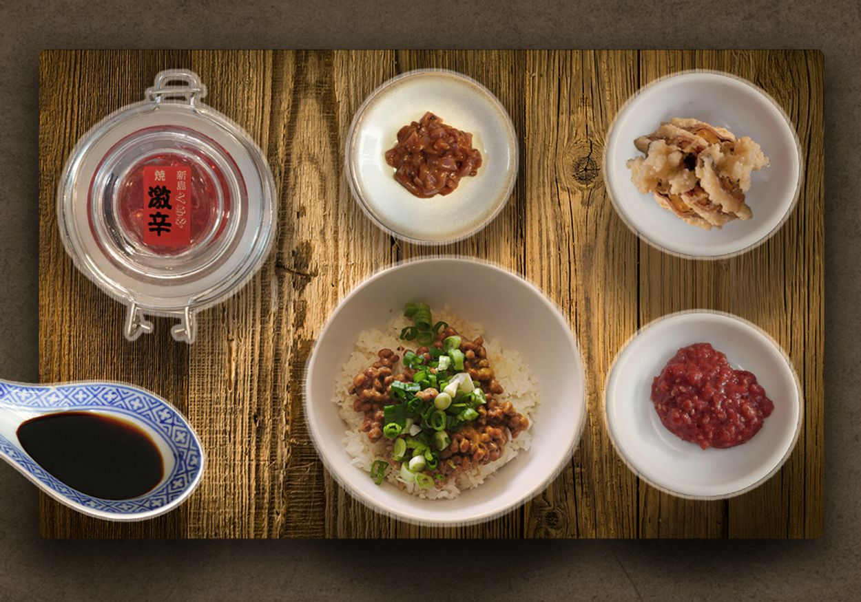 Afbeelding van De unieke smaak van de Japanse keuken