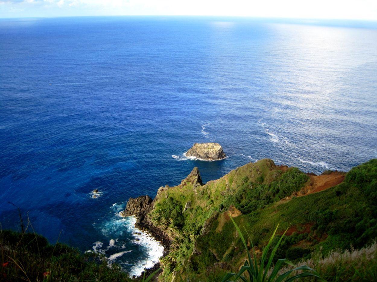 Afbeelding van Het meest geïsoleerde bewoonde eiland ter wereld: Pitcairn