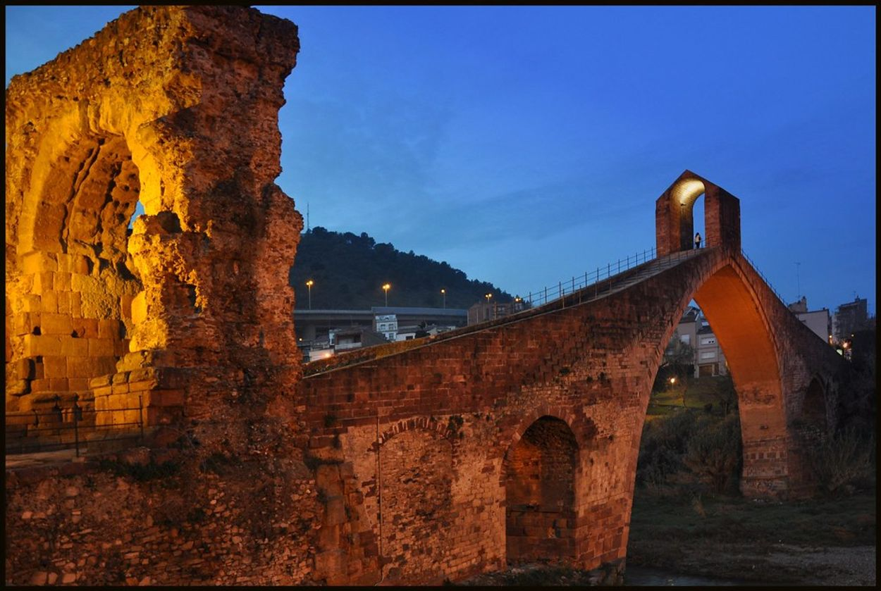 Devil's bridge1 Flickr DAO Pont del Diable Martorell Spain