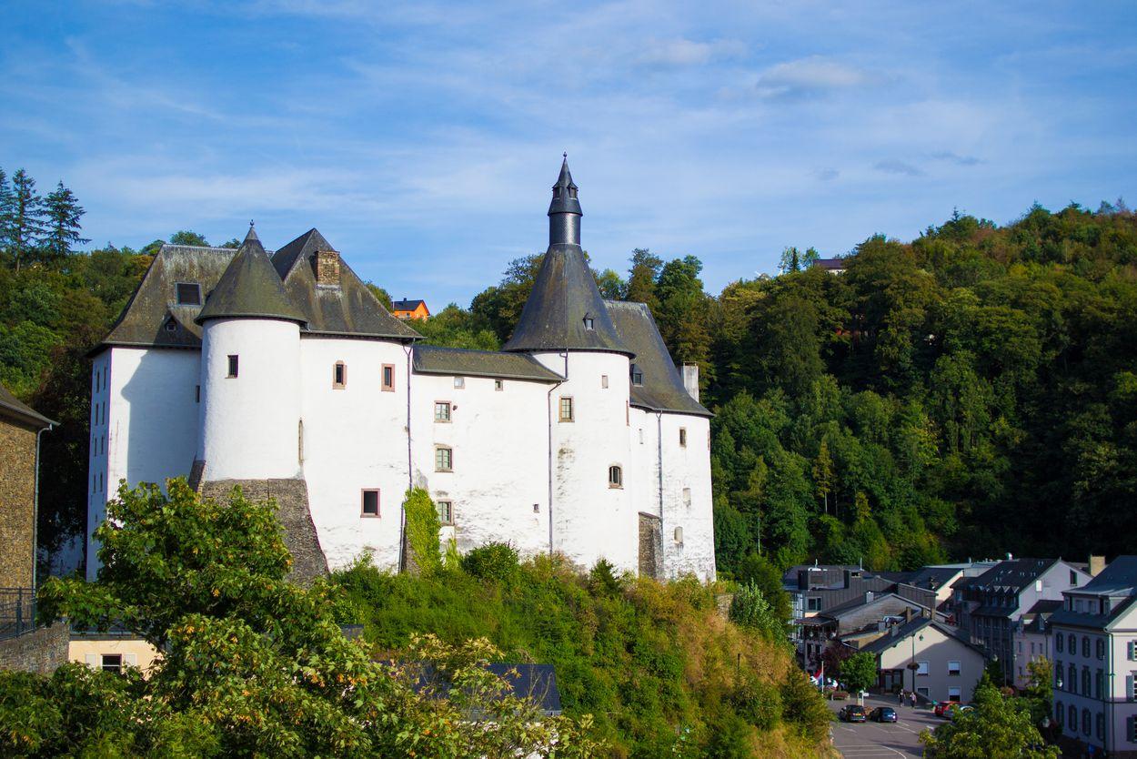 Luxemburg Clervaux door Jesus Barroso