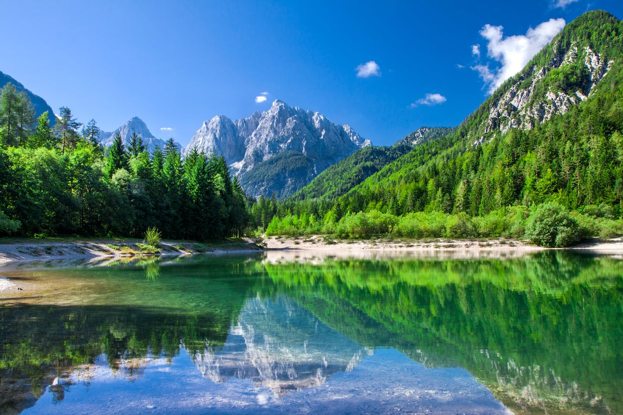Afbeelding van Slovenië opent grenzen op 31 mei voor EU-burgers