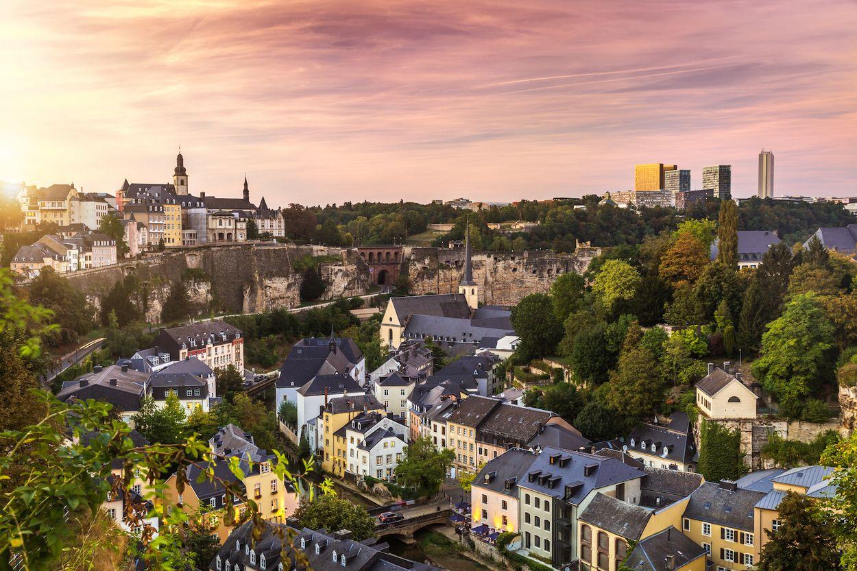 Luxemburg Door Sabino Parente