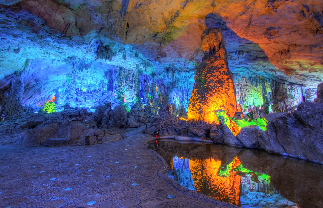 reed flute cave china 2