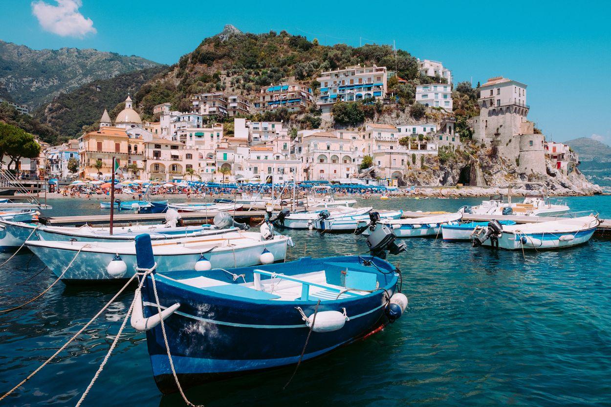 Afbeelding van La dolce vita aan de Amalfikust, maar dan zonder toeristen
