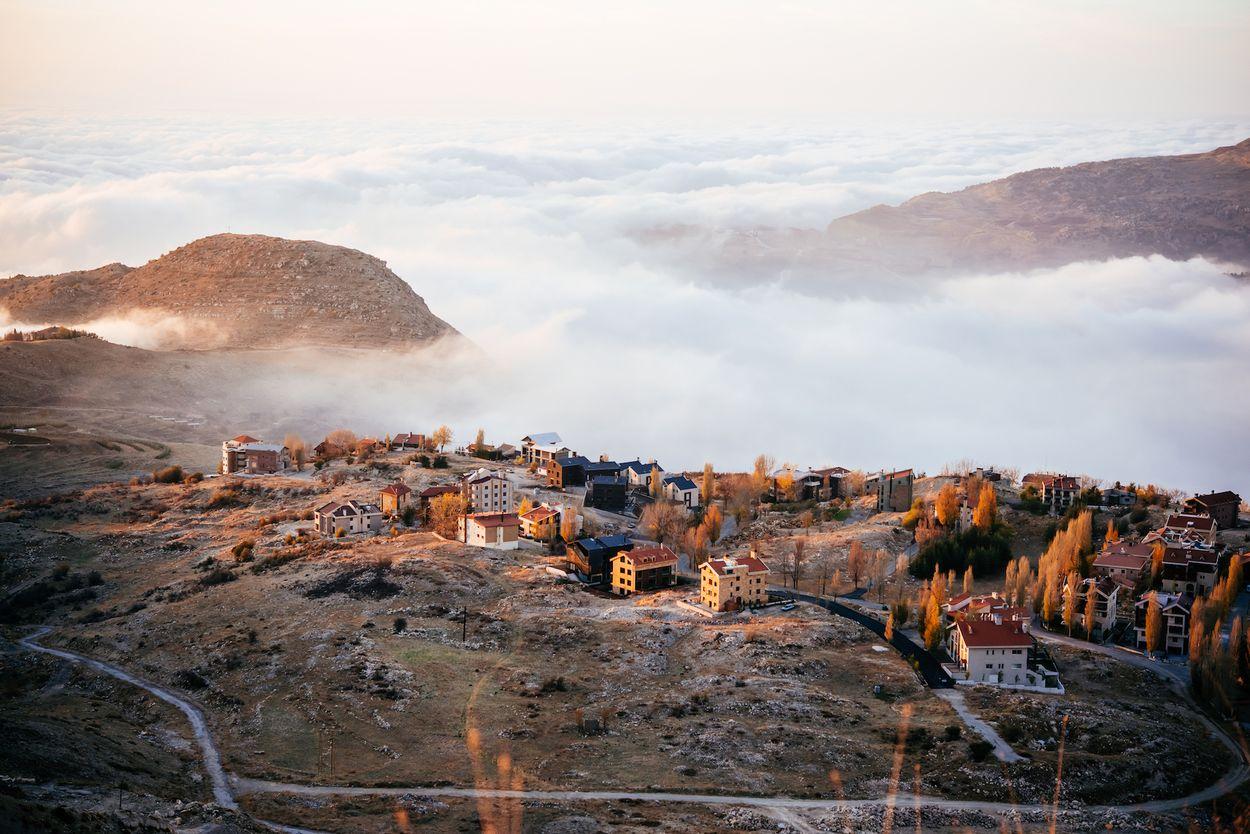 Libanon Mountain