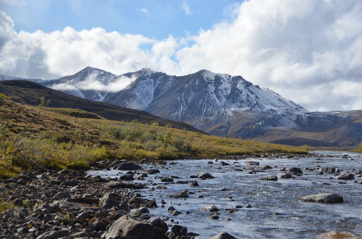 Gates Arctic National Park Door R. Vickers