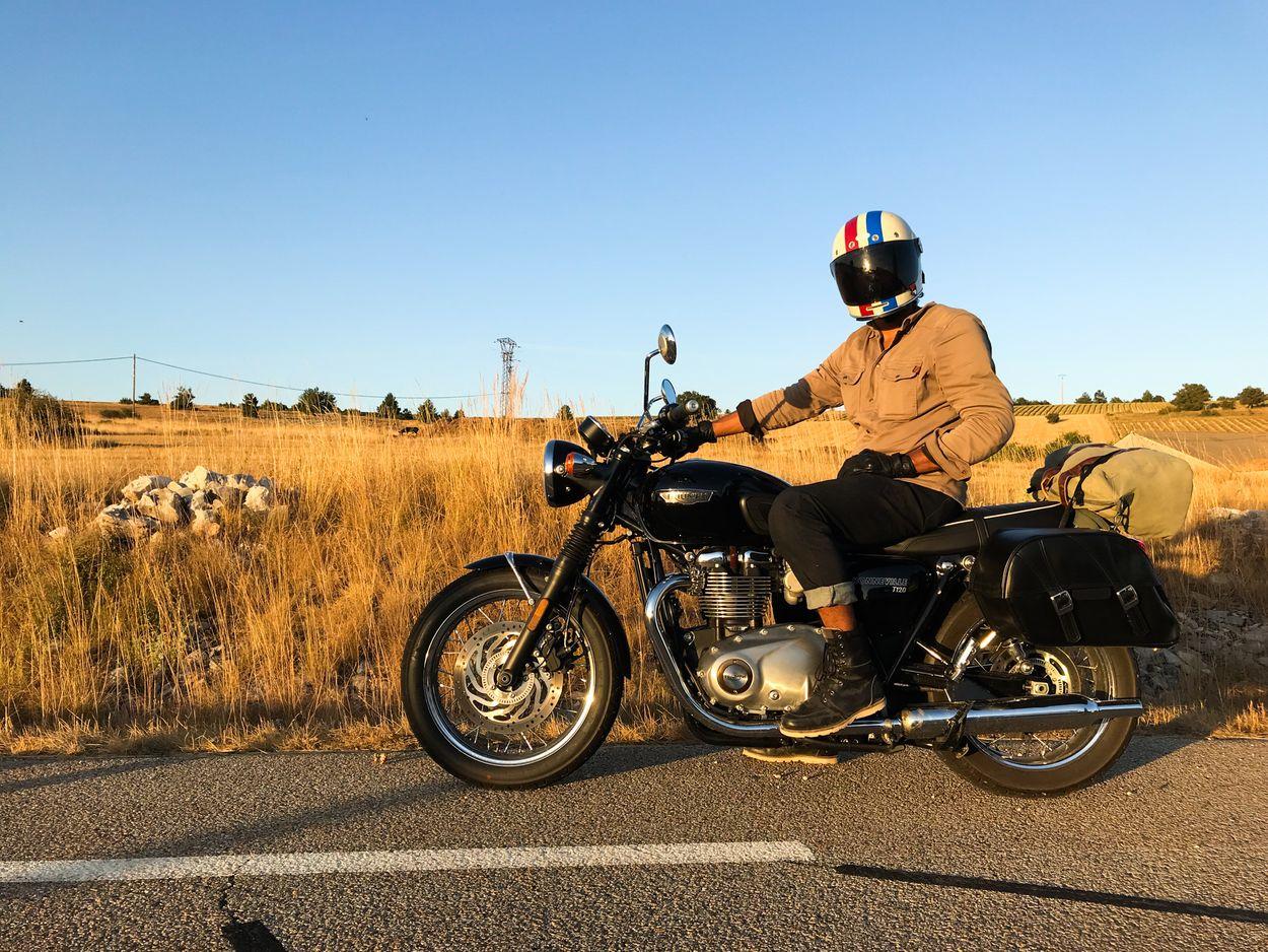 Afbeelding van Tips voor een reis met de motor