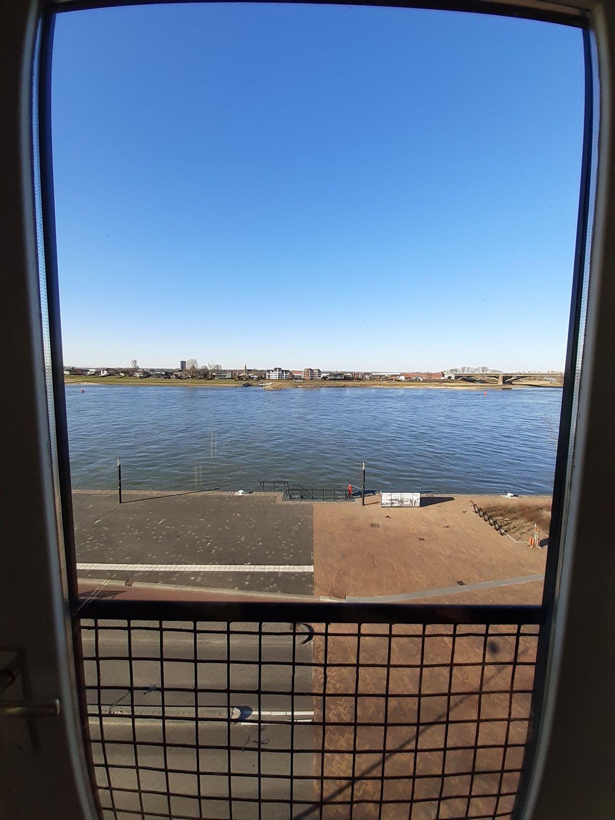 Nijmegen de waal uitzicht