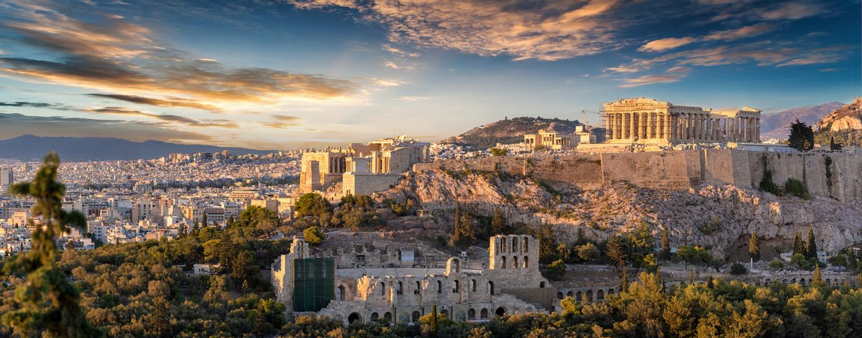 Athens Akropolis