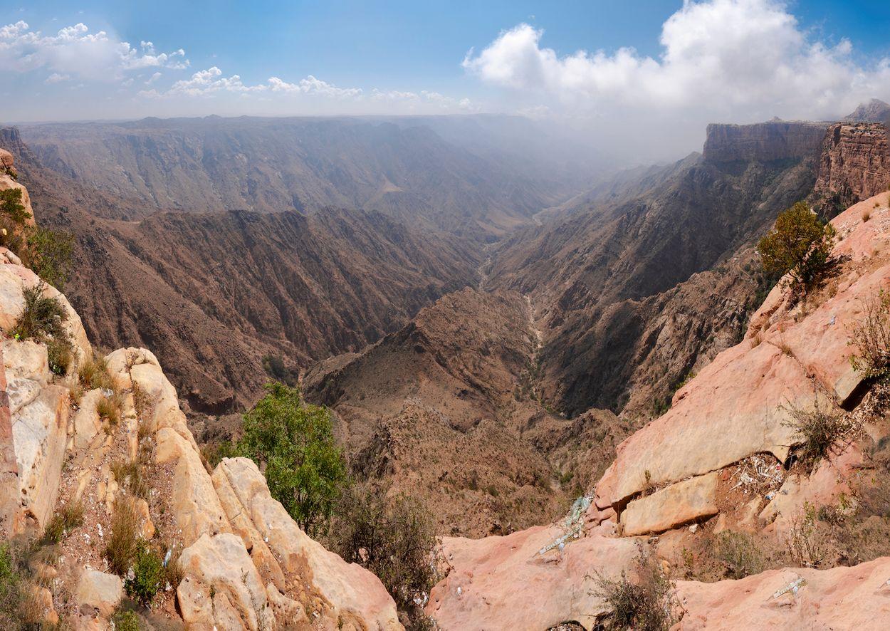 asir national park saudi arabie