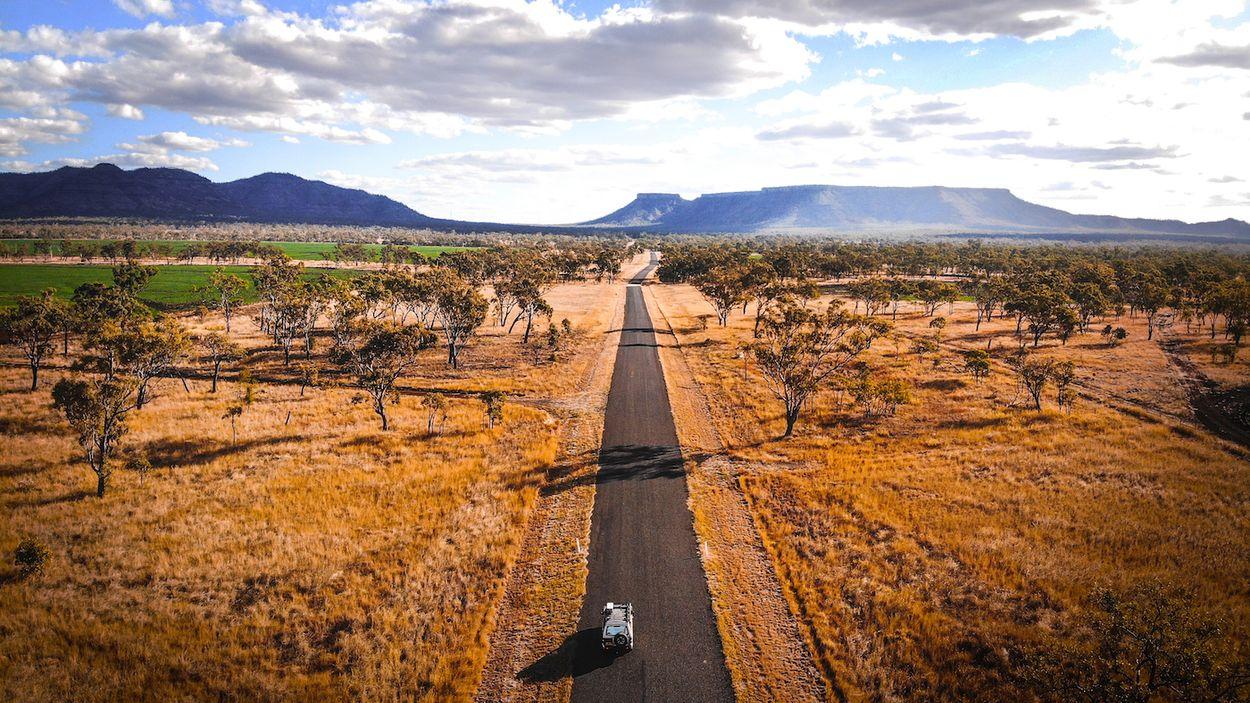 Afbeelding van De Australische Outback: een wilde roadtrip langs schitterende natuur