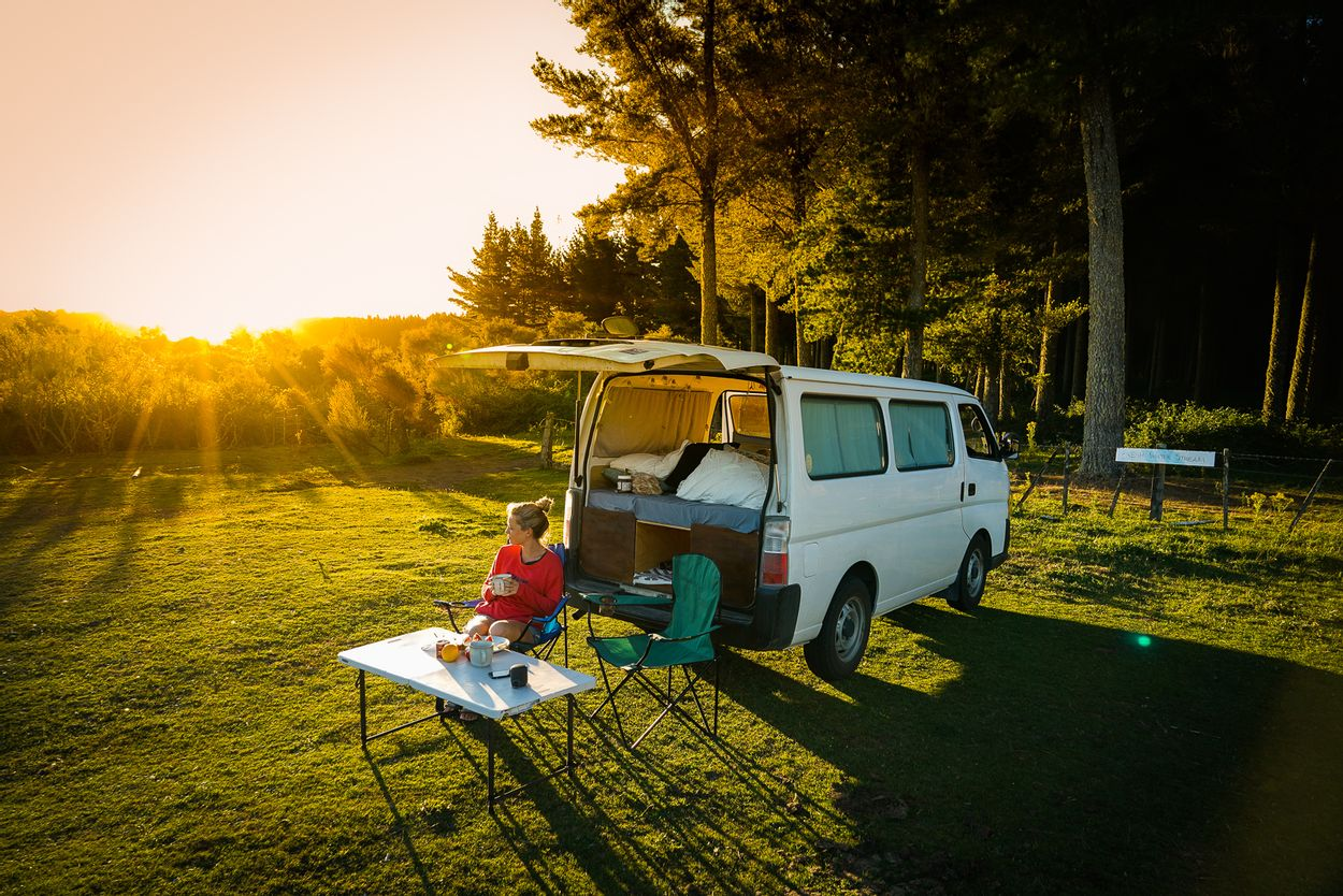 by NOMADS - vanlife