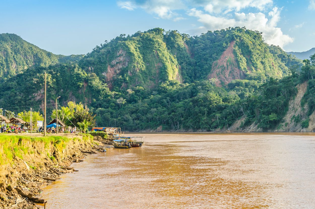 Afbeelding van Het Boliviaanse Rurrenabaque: een groene toegangspoort tot een uniek stukje Amazone