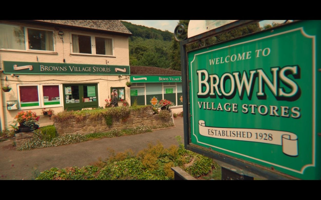 Brown's Village Store 2