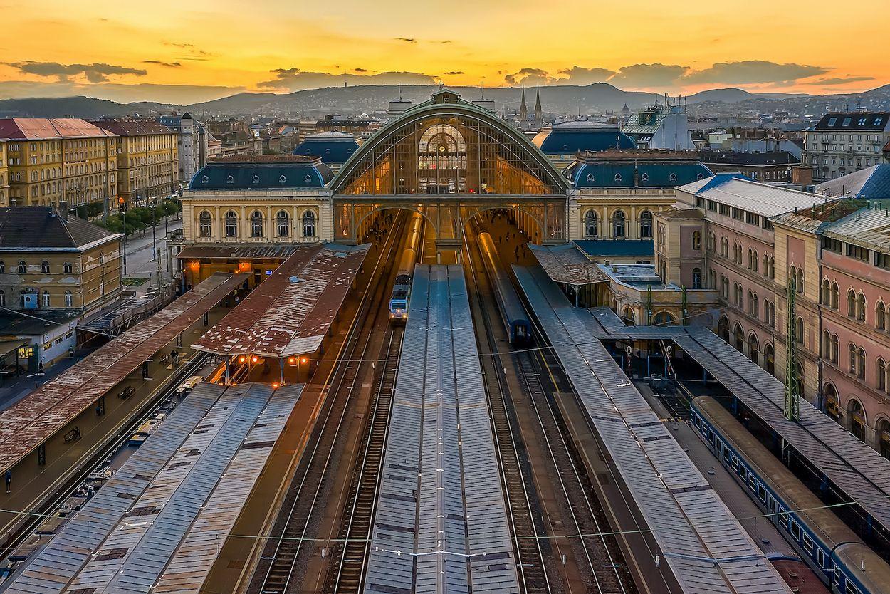 Afbeelding van Nieuw budget-treinnetwerk verbindt Praag, Wenen en Boedapest
