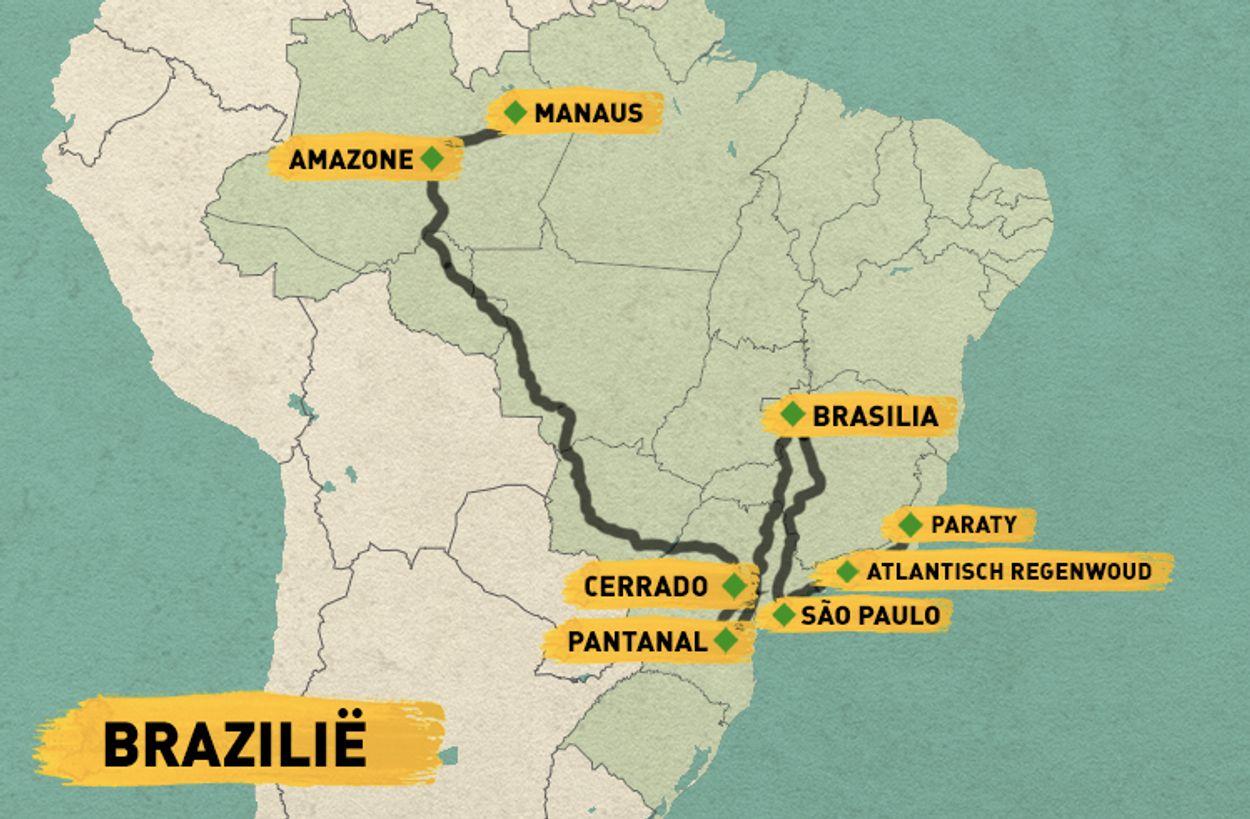RouteBrazilie