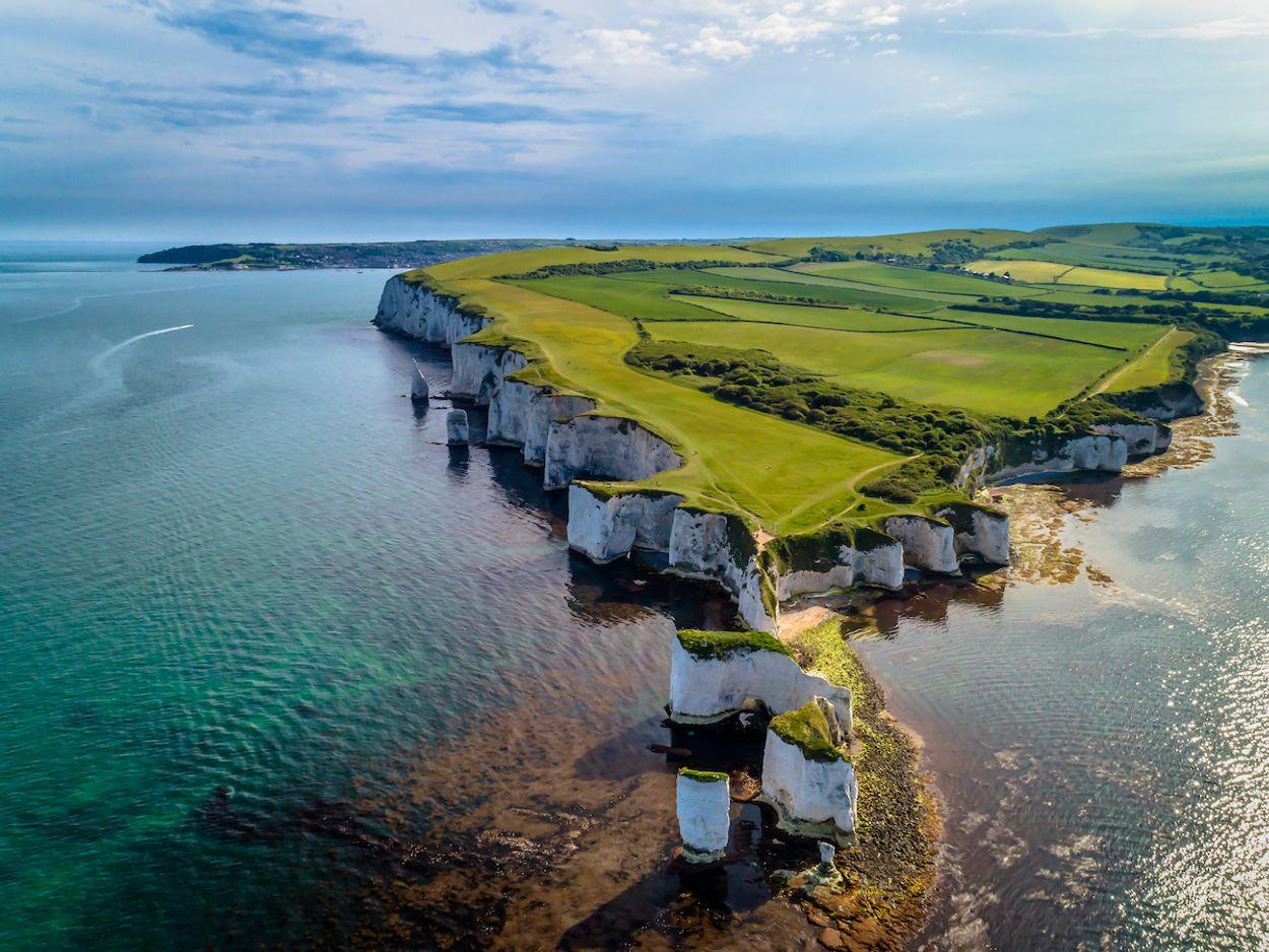 Jurassic Coast Engeland
