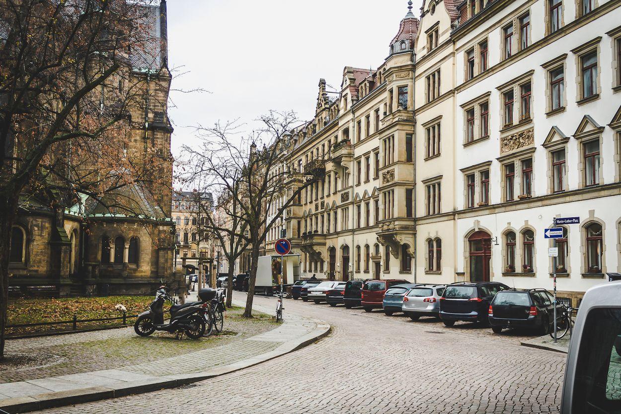 Dresden Door Shcherban Oleksandr