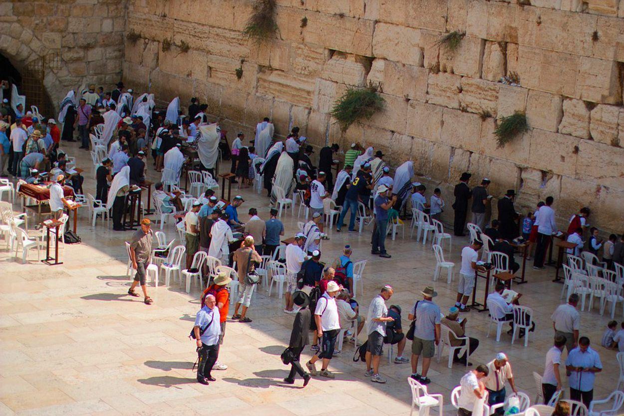 Cultuur snuiven 6x Israël