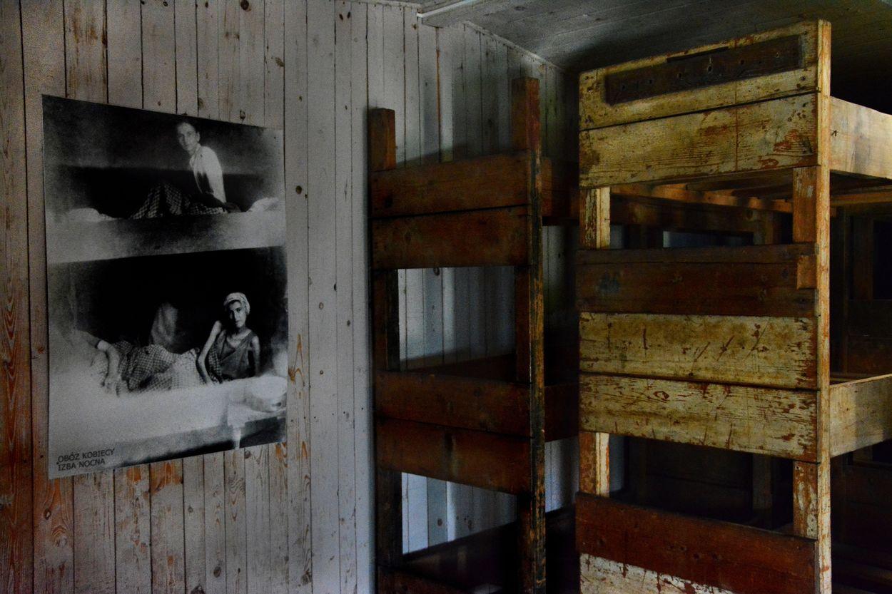 Concentratiekamp Stutthof door FredanFoto