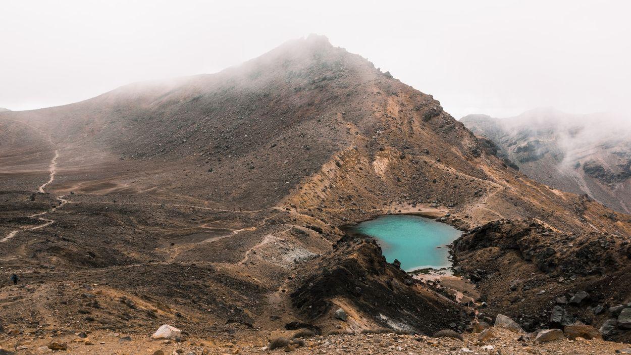 Te Araroa 4: Tongariro