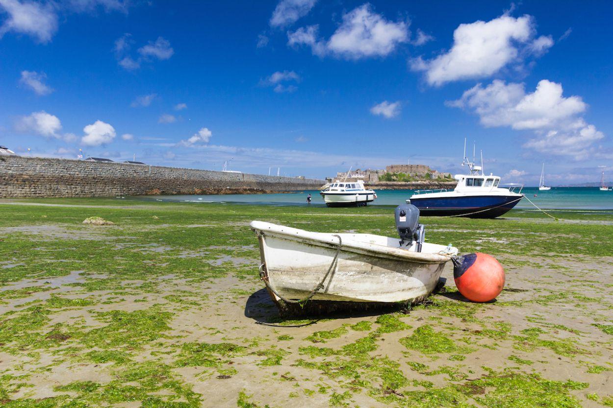 havelet bay engeland