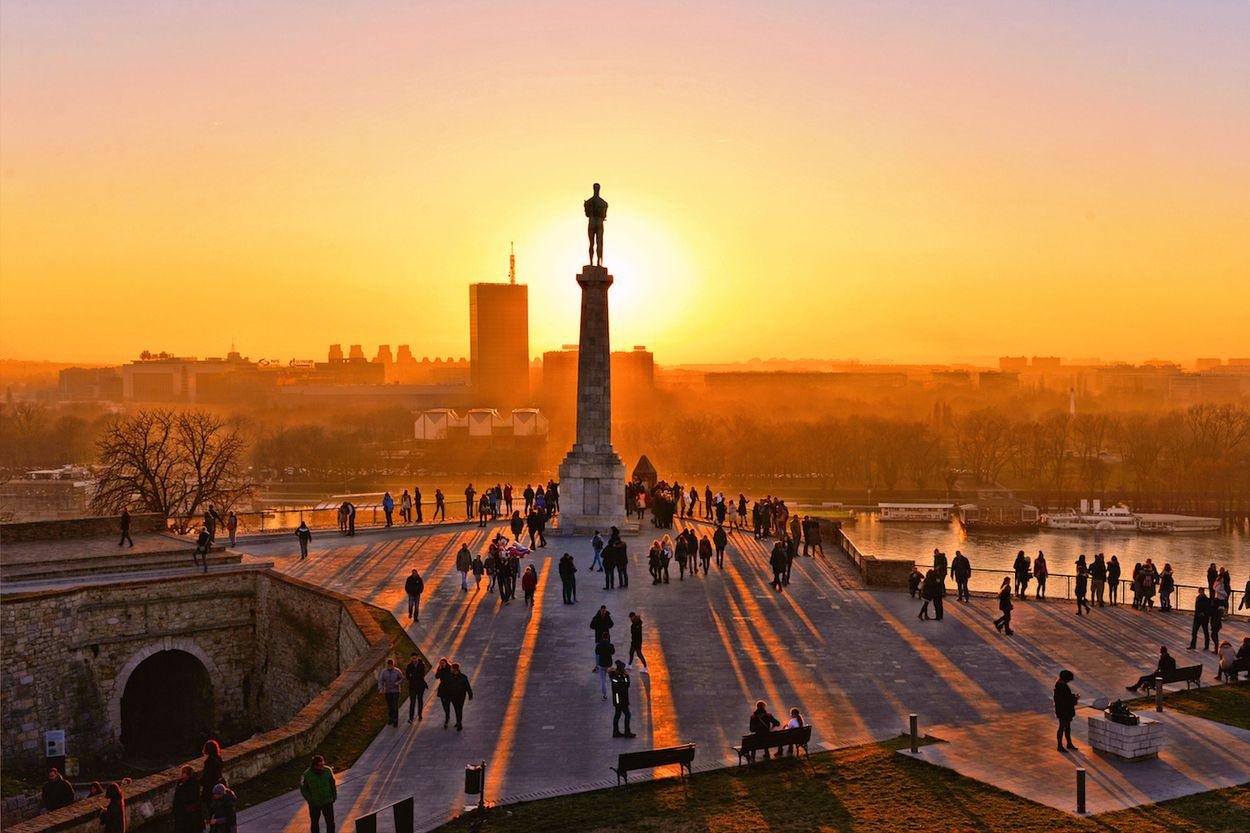 Belgrado Kalemegdan