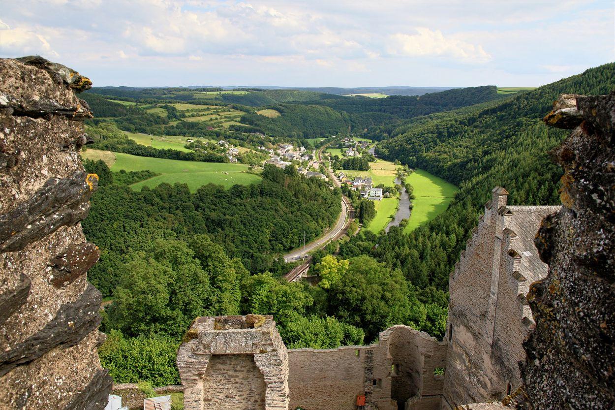 Luxemburg Ardennes Door Michael Mantke