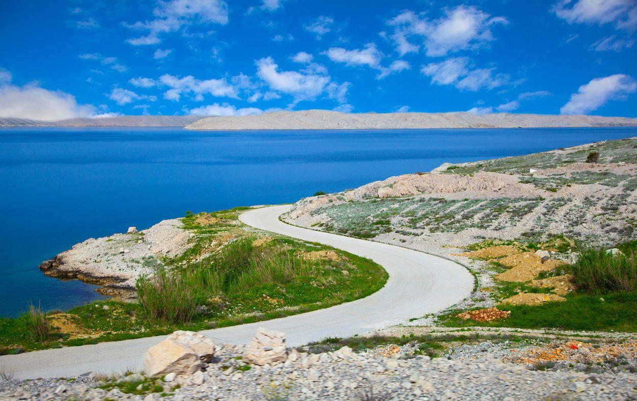 Afbeelding van Europese wegen uit de dromen van elke roadtripliefhebber