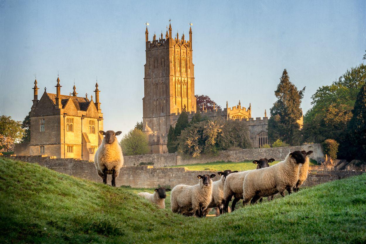 Cotswolds Engeland