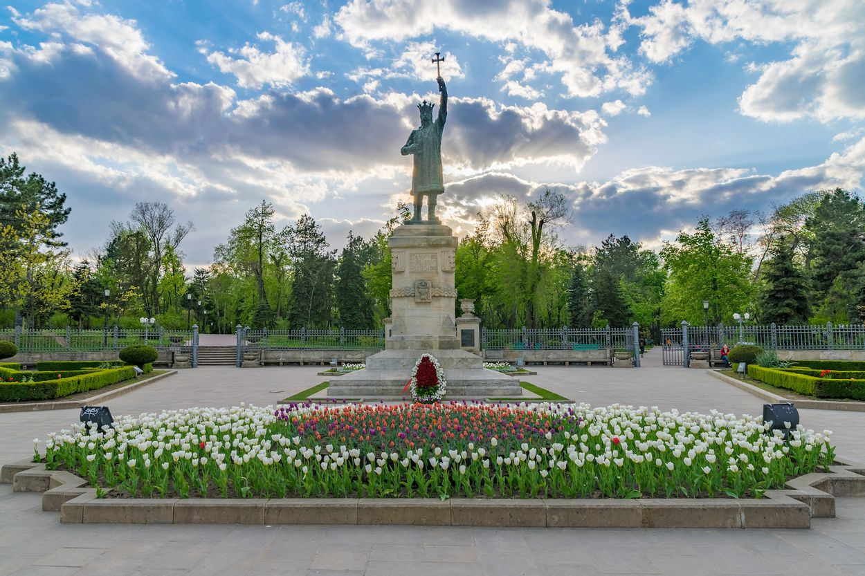 Standbeeld Chisinau