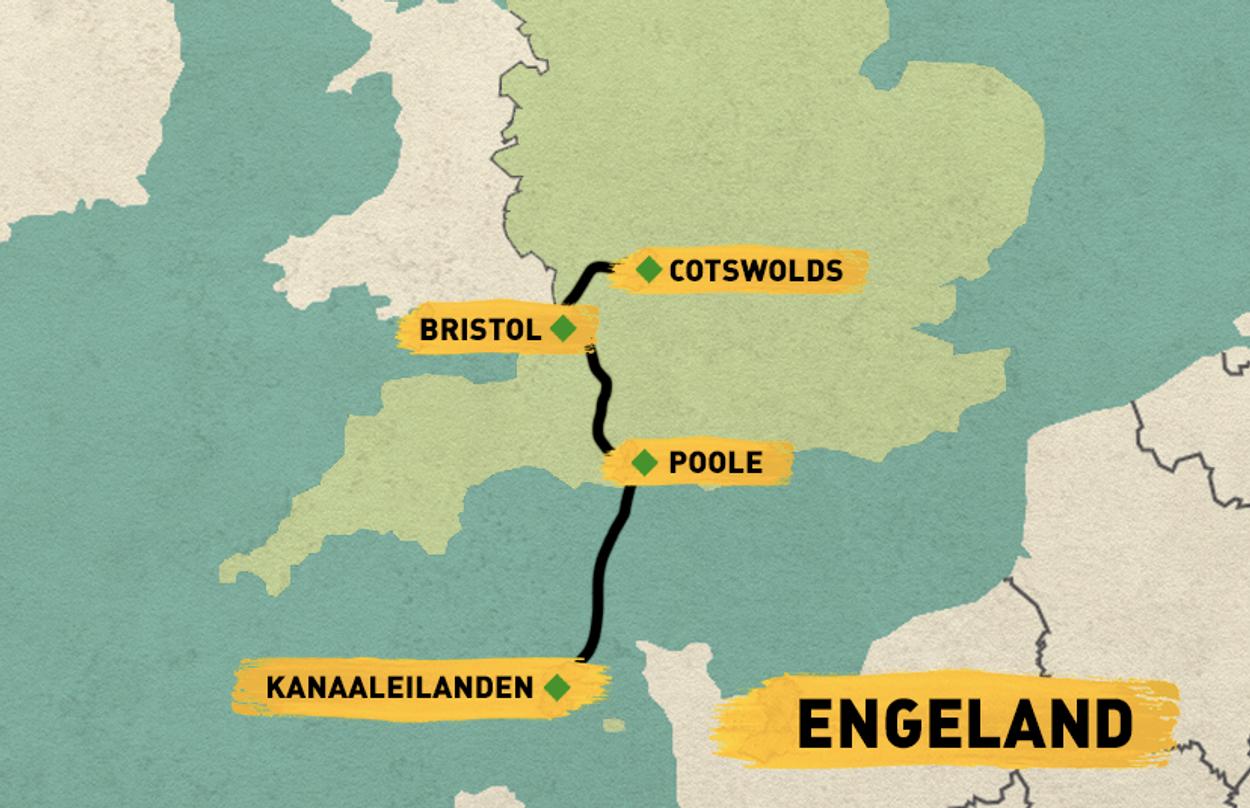routekaart_engeland