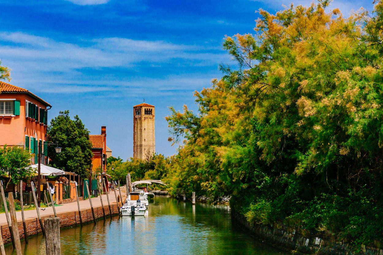 Torcello Mike Zhu