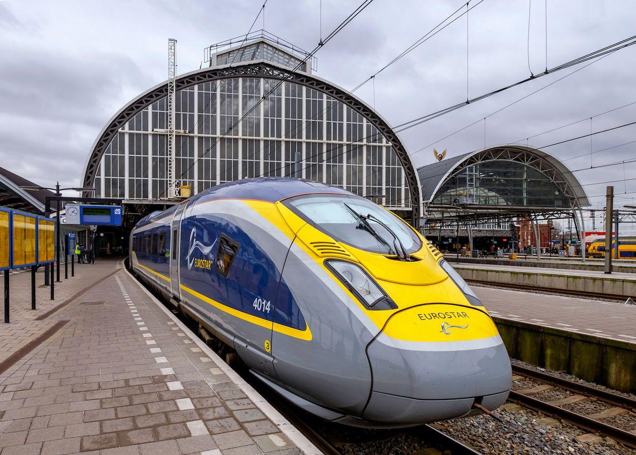 Afbeelding van Vanaf nu reis je zonder overstap in vier uur met de trein naar Londen