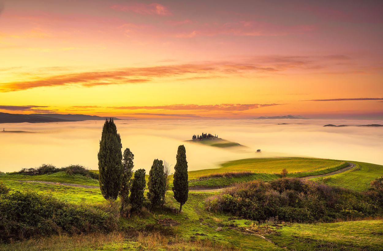 volterra tuscany door StevanZZ