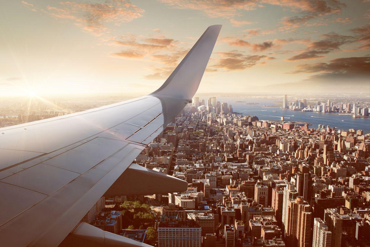 New York Airplane