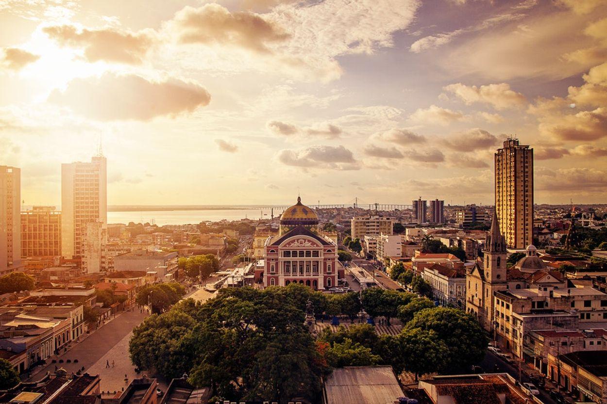 Manaus Brazilië