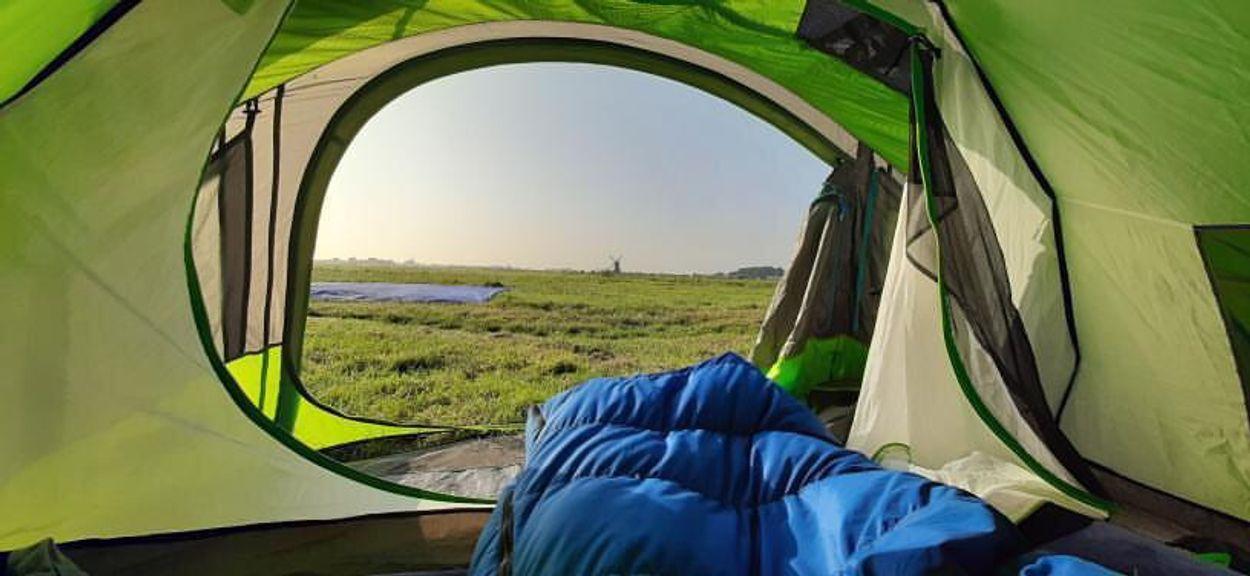 Kagerplassen tent